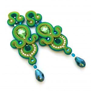 soutache-earrings-greenery-jewelry-statement-earrings-01